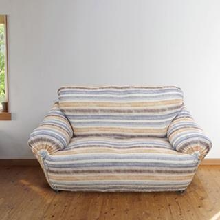 【格藍傢飾】歐樂彈性沙發便利套(3人座)