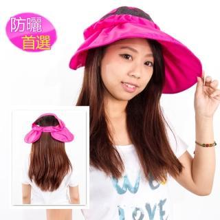 【戀夏好物】韓版遮陽帽(紫)