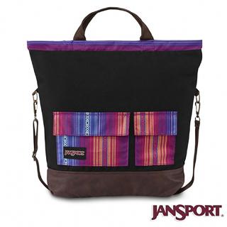【Jansport】38L BRODERICK 15 校園肩背包(經典墨西哥)