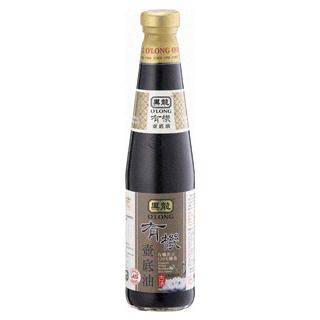 【黑龍】有機壺底油(400ml)