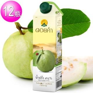 【皇家農場】鮮果汁-芭樂汁(1000mlx12瓶/箱)