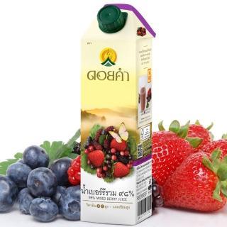 【皇家農場】鮮果汁-綜合莓果汁(1000ml)