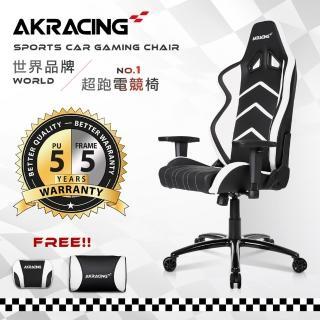 【AKRACING】超跑賽車椅旗艦款-GT99 Ranger(賽車椅)
