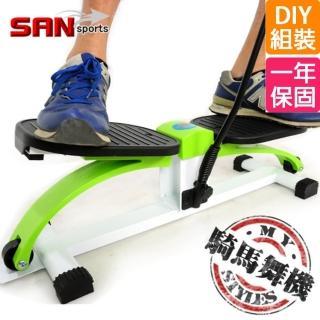 【SAN SPORTS】江南Style踏步機(C134-13618)