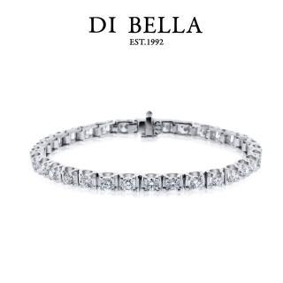 【DI BELLA】SPARKS LOVE 5克拉美鑽手鍊