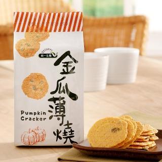 【統一生機】金瓜薄燒(85g/包)