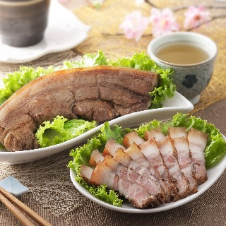 【濎好食品】漢方系列五花肉3入(300g/入)