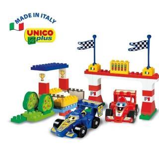 【義大利Unico】CARS帥氣賽車組(新春玩具節大推薦)