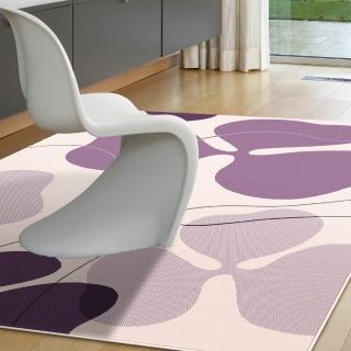 【范登伯格】夏蔓柔光絲質感地毯-幸運草-兩色(200x290cm)