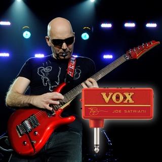 【VOX】amPlug 隨身前級效果器 JOE SATRIANI簽名款
