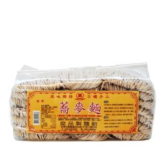 【皇品關廟麵】蕎麥麵(1200g)