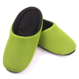 【AC Rabbit】低均壓氣墊拖鞋馬卡龍色系(嫩芽綠)