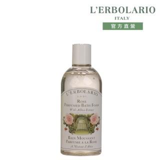 【蕾莉歐】玫瑰沐浴乳250ml(玫瑰系列)