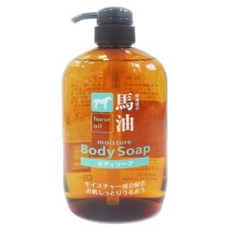 【日本新馬油】保濕沐浴乳-600ml-2瓶組