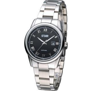 【STAR】時代 時尚摩登仕女腕錶(1T1407-111S-D)