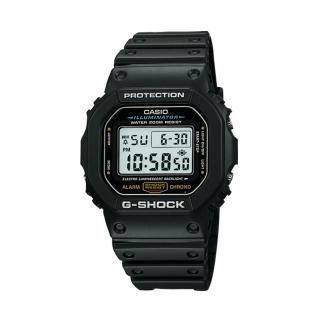 【CASIO 卡西歐 G-SHOCK 系列】電影頭文字D劇中錶(DW-5600E-DW-5600EG)