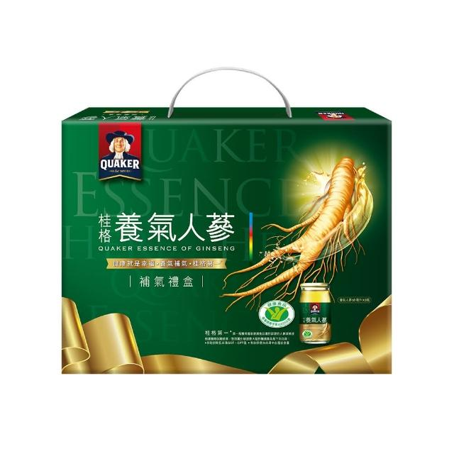 【桂格】養氣人蔘禮盒60ml-8入