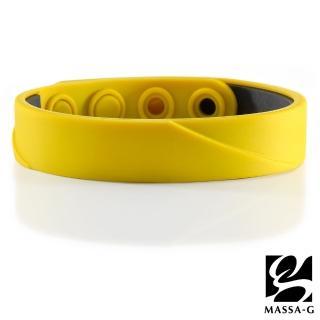 【MASSA-G】ARC Solo-Mustard 鍺鈦手環