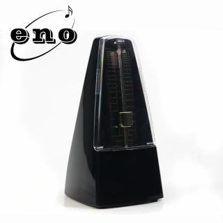 【ENO】EM-08 機械式節拍器(酷炫黑色系)