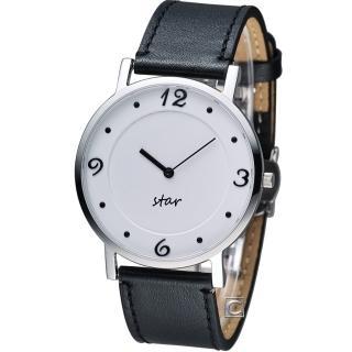 【STAR】時代 時光閣樓時尚腕錶(9T1407-431S-W)