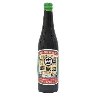 【丸吉】特製釀造 甲等壼底油520ml