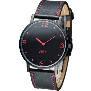 【STAR】時代 時光閣樓時尚腕錶(9T1407-431D-R)