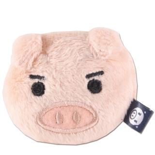 【UNIQUE】可愛豬造型磁鐵(膚色)
