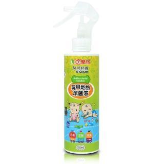 【LOG樂格】快可利得K-Clean 玩具地墊潔菌液(250ml)