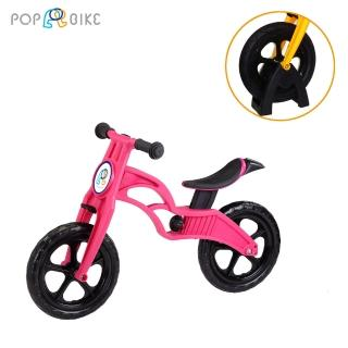 【BabyTiger虎兒寶】POPBIKE 兒童滑步車-EVA發泡胎+置車架