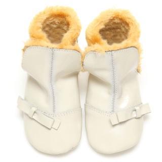 【Old Soles】澳洲頂級真皮手工靴子(米070)