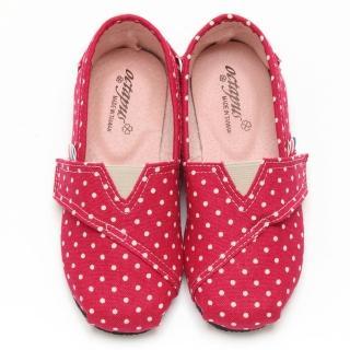 【童鞋城堡】八爪魚中童點點風舒適懶人鞋(5005)