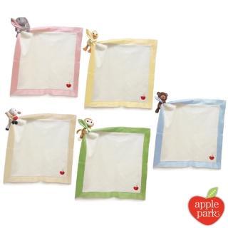 【美國 Apple Park】有機棉玩偶隨身毯(5種款式)