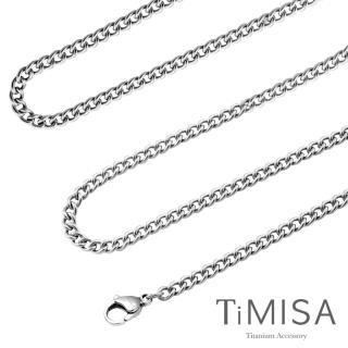 【TiMISA】守護之鍊 純鈦項鍊