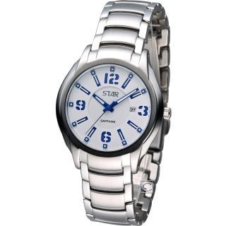 【STAR】時代 時尚摩登仕女腕錶(1T1407-151S-B)