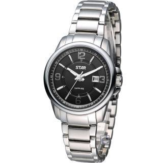 【STAR】時代 花舞時尚仕女腕錶(1T1407-131S-D)