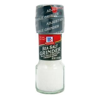 【味好美】自磨式純淨海鹽(60g)