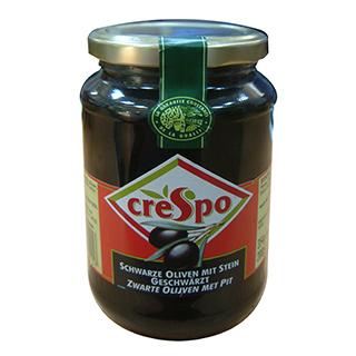 【瑰寶】有籽黑橄欖(354g)