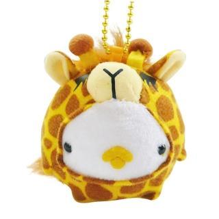 【kapibarasa】水豚君變裝長頸鹿吊飾公仔。樹懶君