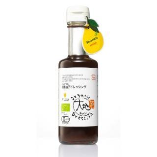 【大地】日本有機柚子和風醬(175毫升)