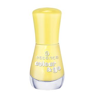 【essence】光感絢色指甲油137(想做你的陽光)