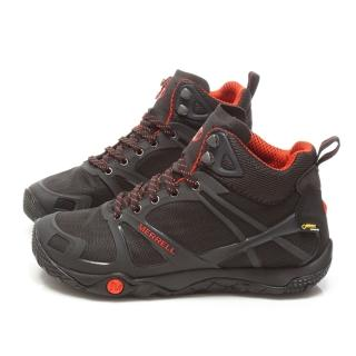 【MERRELL】男款Proterra MID GTX 登山健行鞋(ML41875-黑)