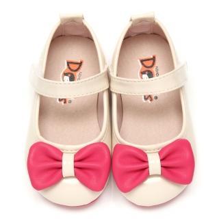 【童鞋城堡】日本娃娃小童蝴蝶結公主鞋(1323-米)