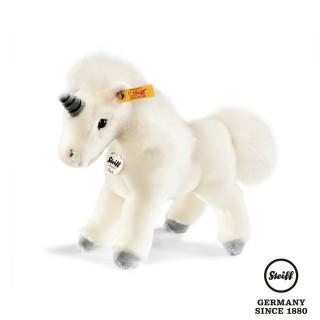 【STEIFF德國金耳釦泰迪熊】Starly Unicorn 獨角獸(動物王國)