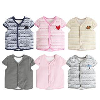 【baby童衣】民族風小馬刺繡保暖鋪棉背心47041(共4色)
