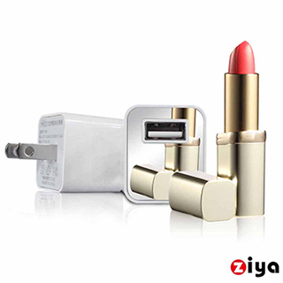 【ZIYA】智慧型手機專用鏡面充電器