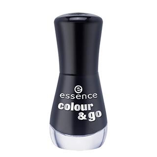 【essence】光感絢色指甲油(144黑色回來了)