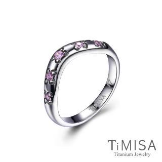 【TiMISA】勝利女王 純鈦戒指