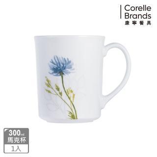 【美國康寧 CORELLE】花漾彩繪馬克杯
