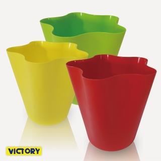 【VICTORY】花朵兒收納垃圾桶