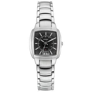 【LOVME】自信俐落時尚腕錶-黑(黑)